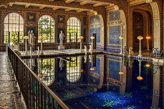 Neptune pool photo de hearst castle san simeon - Hearst castle neptune pool swim auction ...