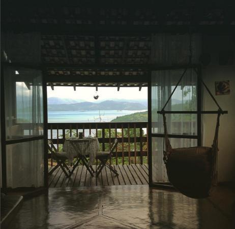 Resort Croce del Sud: Vista da Sala