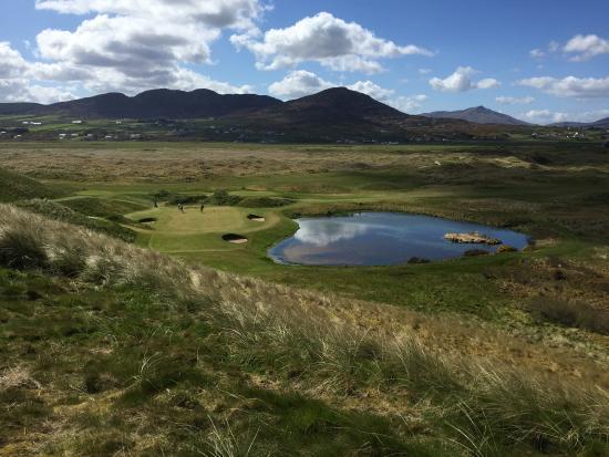 Ballyliffin Golf Club: Hole 12 (?) Par 3