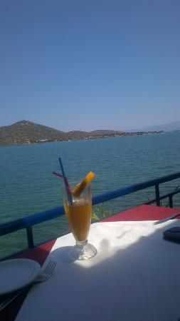 Katafygio: amazing views