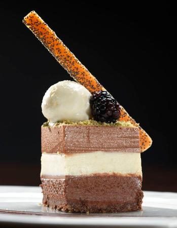The Lake Isle Restaurant: Chocolate Marquise