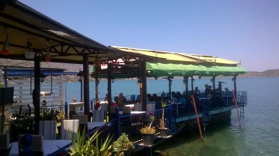 Katafygio: the restaurant