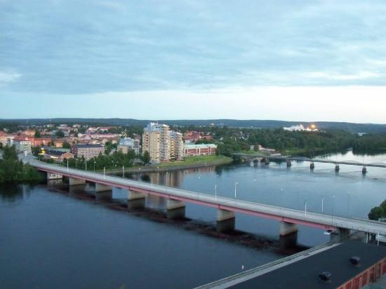 Scandic Plaza Umea: panorama