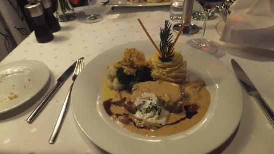 Va Bene: Tasted as good as it looks