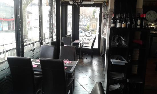 Pamiers, Francia: bar