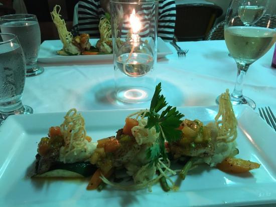 Las Terrazas Resort: O Restaurant