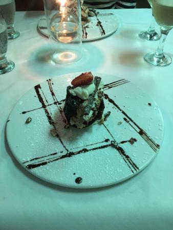 Las Terrazas Resort: Dining in O Restaurant