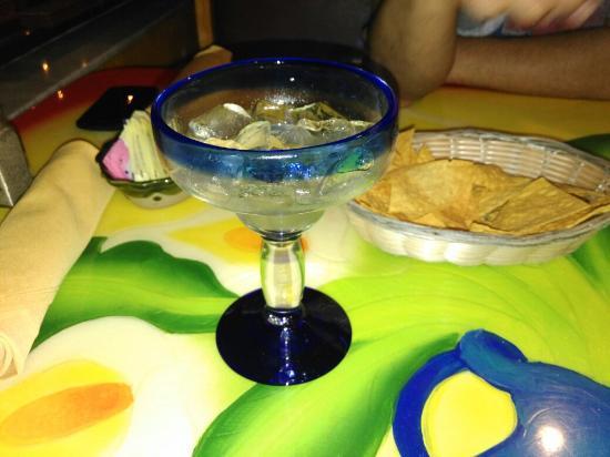 Sebring, FL: Best  Margaritas In Town  food is delicious