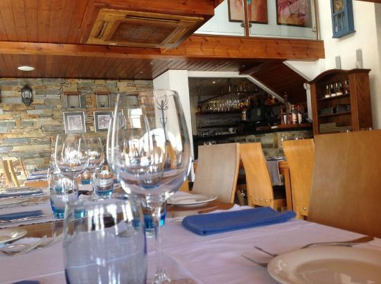 Gourmet Taverna: Romantic atmosphear