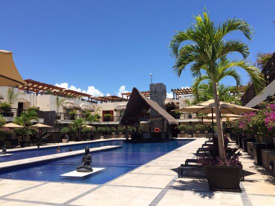 Aldea Thai Luxury Condohotel: Piscina do hotel