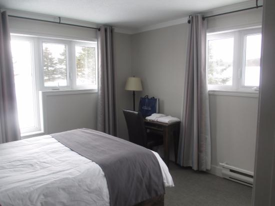 Auberge & Spa West Brome: 2e chambre
