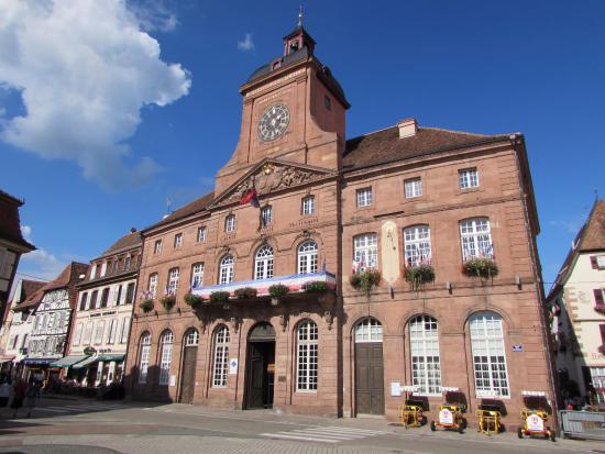 Office de Tourisme de Wissembourg