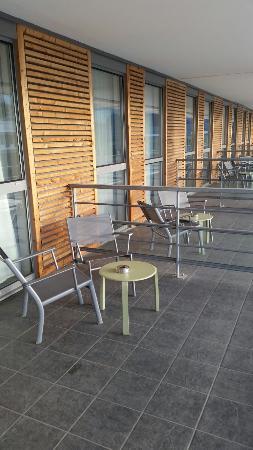 Courtyard by Marriott Montpellier: 20160109_161815_large.jpg