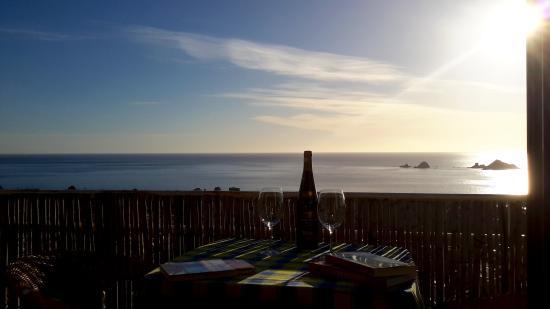 Il Faro : camera con vista