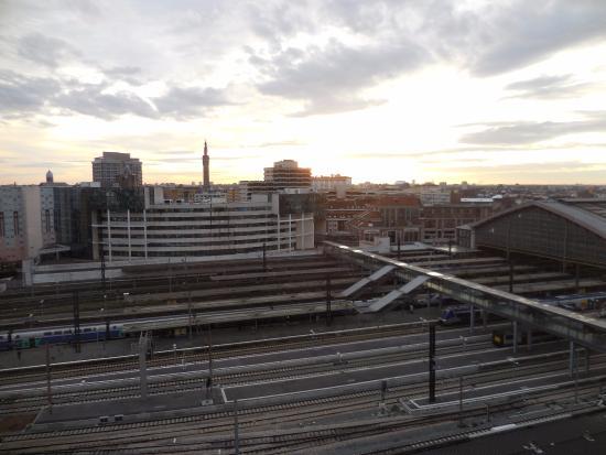 Sejours & Affaires Lille - Europe : vue du 6ème