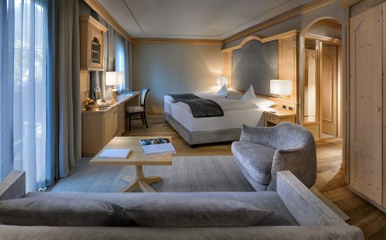 Hotel Gardena Grodnerhof: Superior Room