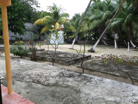 Hotel Posada Del Mar: grounds - back side