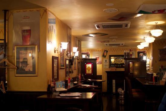 Irish Pub & Restaurant Dublin