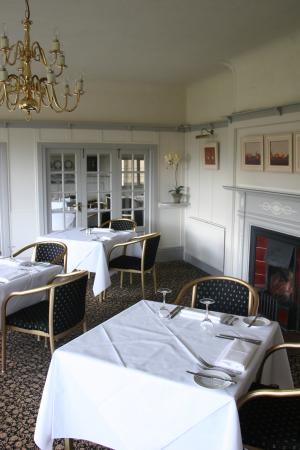 The Garden Room at The Grange & Links