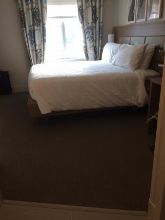 1 kingsize bed standard room 23kvm picture of hilton garden inn rh tripadvisor com