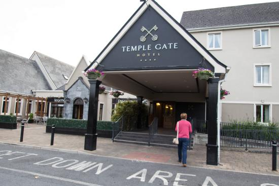 Temple Gate Hotel, Haupteingang