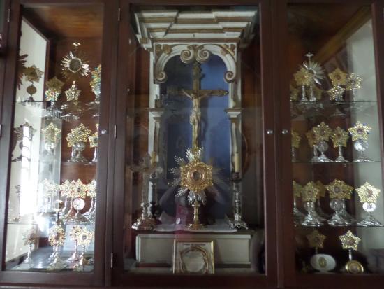 objetos sacros