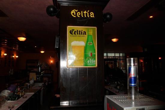 Puca Irish Pub : local beer