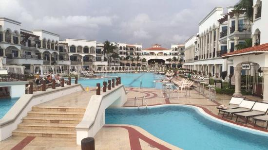 pool picture of hilton playa del carmen an all inclusive resort rh tripadvisor com