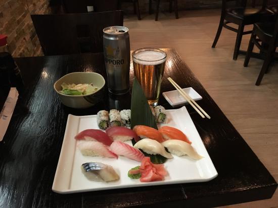 Peterborough Sushi Restaurants