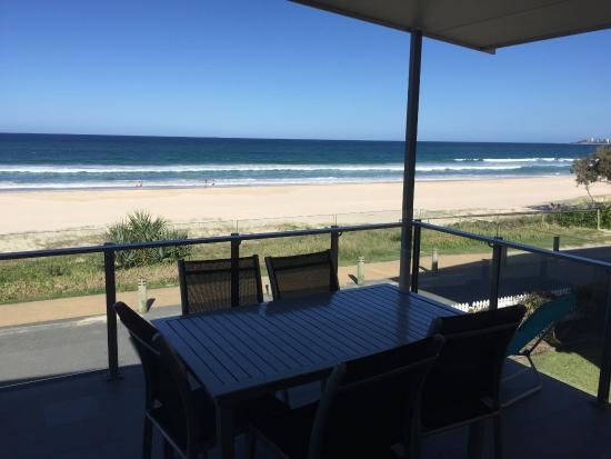 Tugun, Australië: The view from the loungeroom