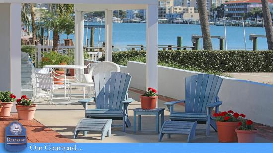 The Beachouse: Seating for 2?