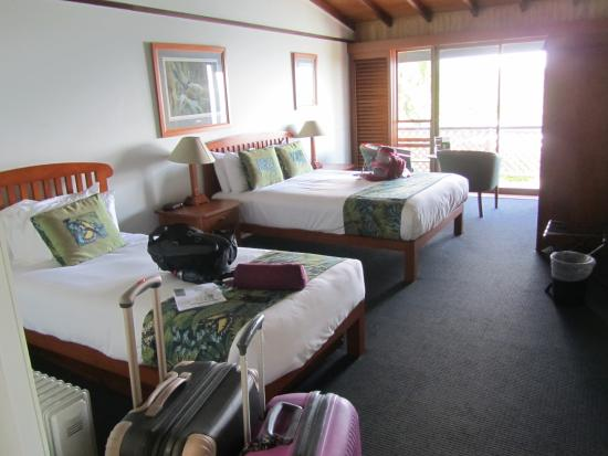 Canungra, ออสเตรเลีย: Our room
