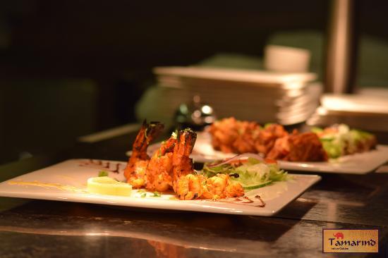 Drogheda, أيرلندا: Delicious Food - Prownze Kabab
