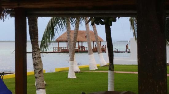 Bacalar Lagoon Resort: 20151224_165442_large.jpg