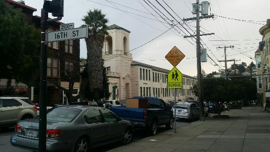 Sanchez Street