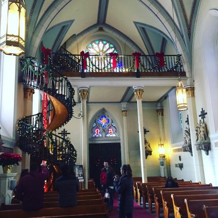 Inn and Spa at Loretto: The Loretto Chapel