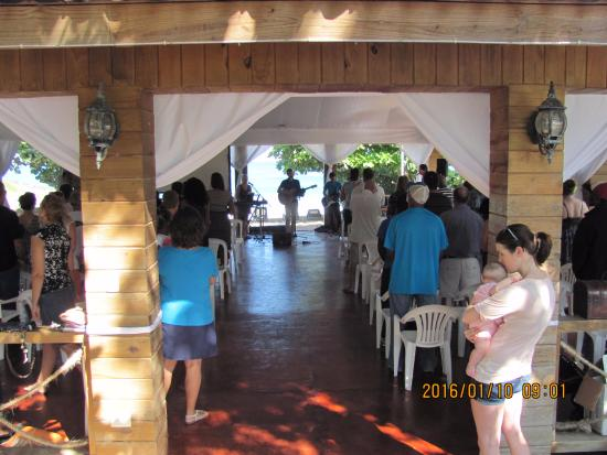 OceanSide Christian Fellowship: Typical Sunday Worship