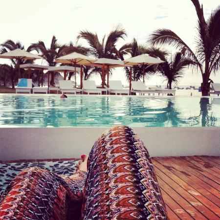 Mancora Marina Hotel: Hermoso y relajante!
