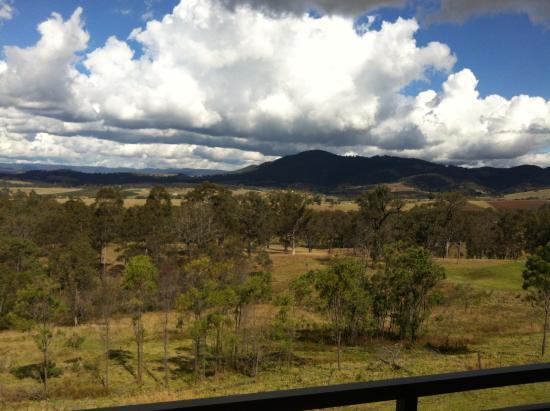 Golden Door Health Retreat Elysia: View from balcony