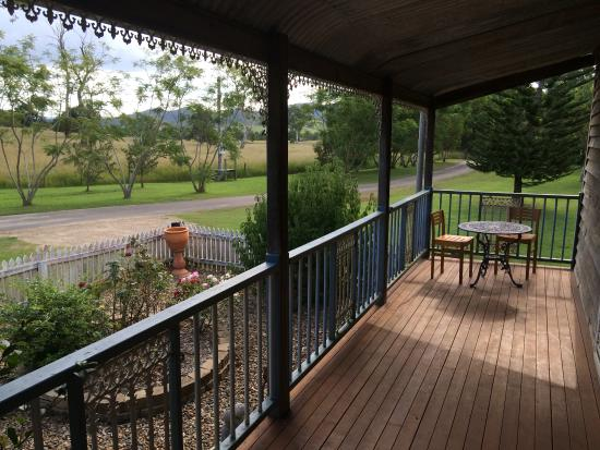 Kenilworth, Australien: Rose Cottage Verandah