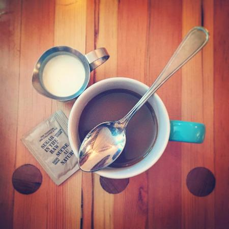 Edna Restaurant: Pressed Coffee