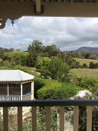 Kenilworth, Australien: The view from the deck of Blue Wren and Kookaburra