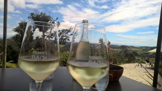 Waiheke Island, New Zealand: Lunch time spot