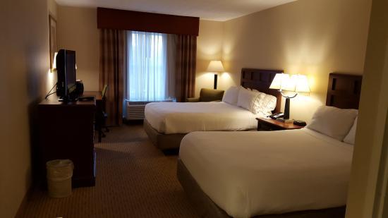 Beantown Inn: Room space 1