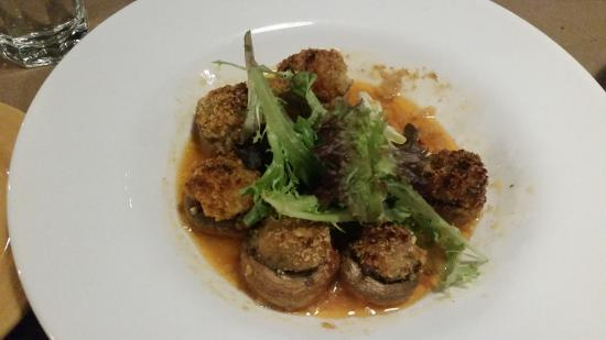 Canton, Коннектикут: Stuffed Mushrooms