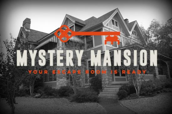 Mystery Mansion Escape Room
