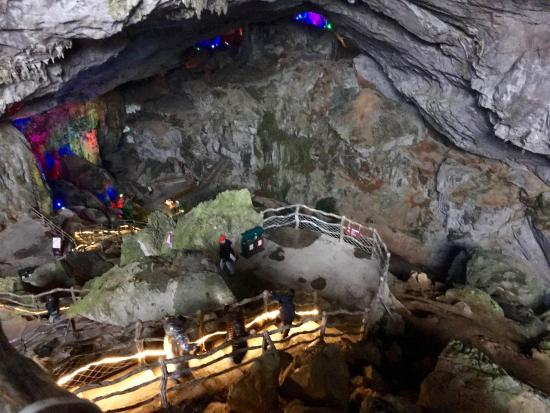 Lianzhou Underground River - January 2016