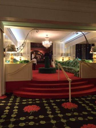 Interior Of Hotel Picture Of Grand Hotel Mackinac Island Tripadvisor