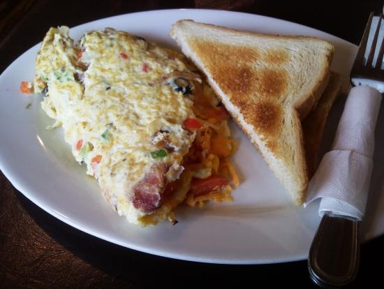 Vernon, Canadá: Omelette  - recommended...