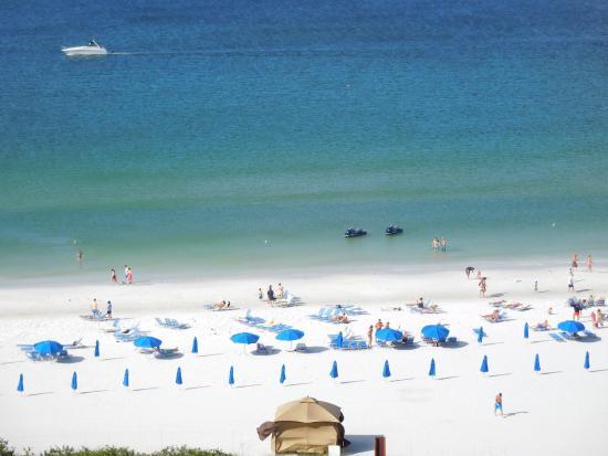 Hilton Marco Island Beach Resort: Beautiful beach!